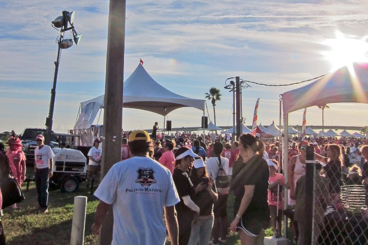 October Making Strides Volusia-Flagler