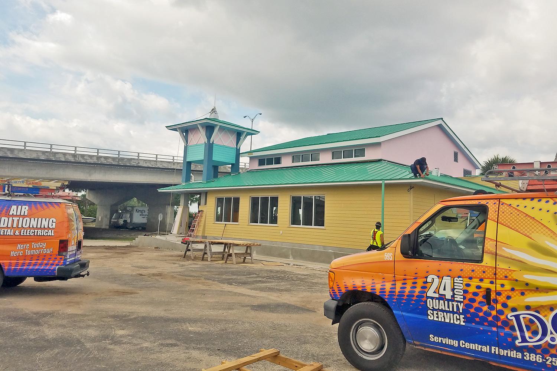 New Jimmy Hula's in Port Orange