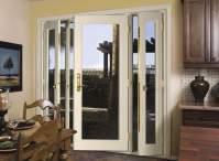 Venting Sidelite Patio Door 01