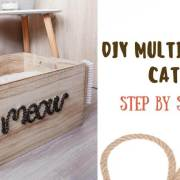 DIY Multi-Purpose Cat Bed