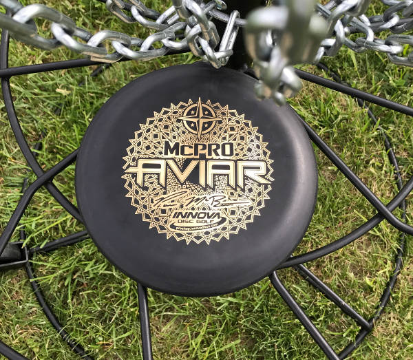 Innova McPro Aviar Black and Gold