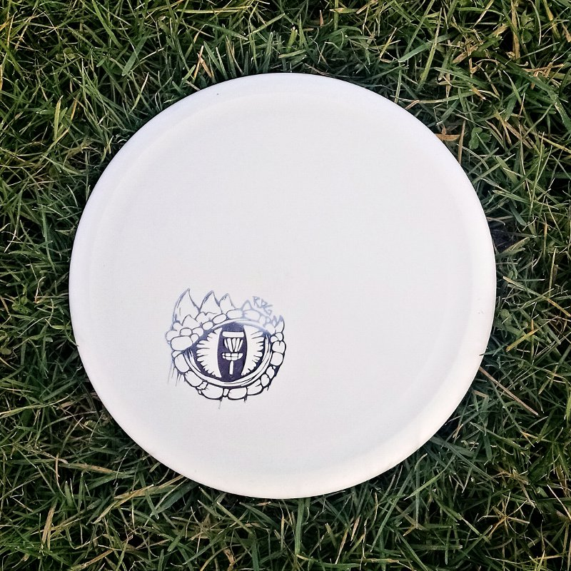 Reptilian Disc Golf Scale