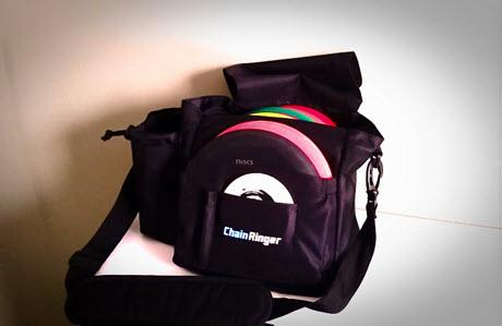 Chain Ringer Gear Disc Golf Bag