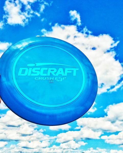 Discraft Crush Discontinued OOP Valentine's