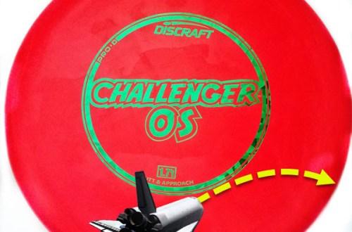 Discraft Challenger OS Review