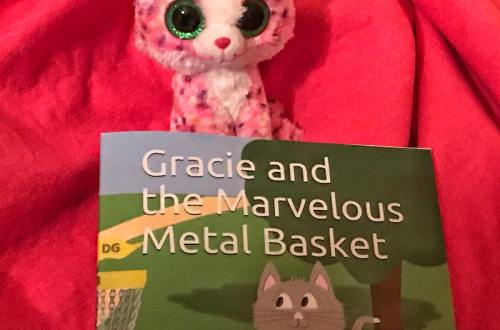 Gracie and the Marvelous Metal Basket