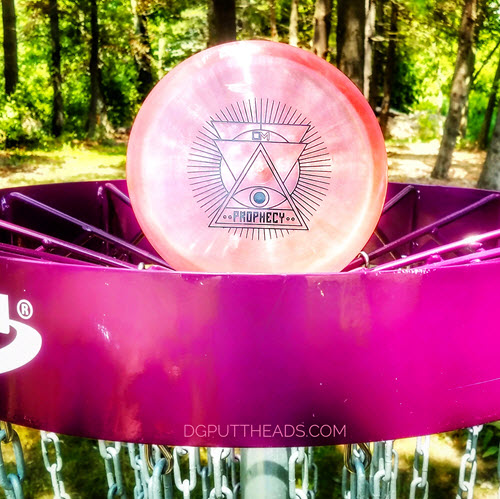 Gateway Disc Golf Prophecy Review
