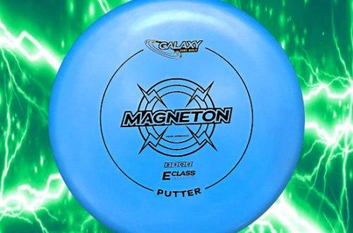 Galaxy Discs Magneton