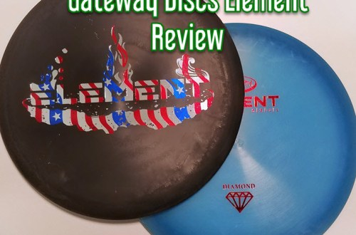 Gateway Disc Golf Element midrange