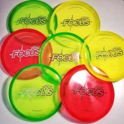 Discraft Focus disc golf putter