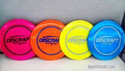 discraft crush ESP
