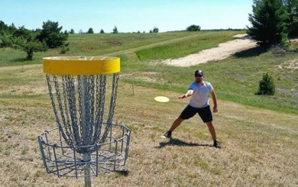 disc golf putting rules regulations
