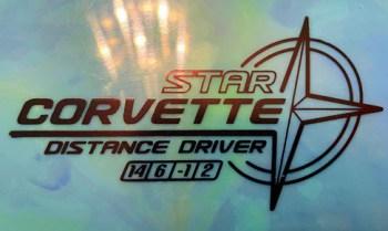 Innova Discs Corvette Flight Numbers
