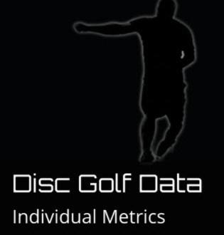 Disc Golf Data Book Cover
