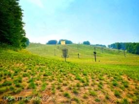 Boyne Mountain Disc Golf Hole17