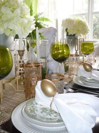 Easter Table Decorations - DRG Interior Designs