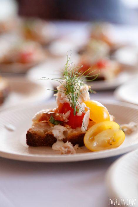 Corn And Crab Mashed Potatoes