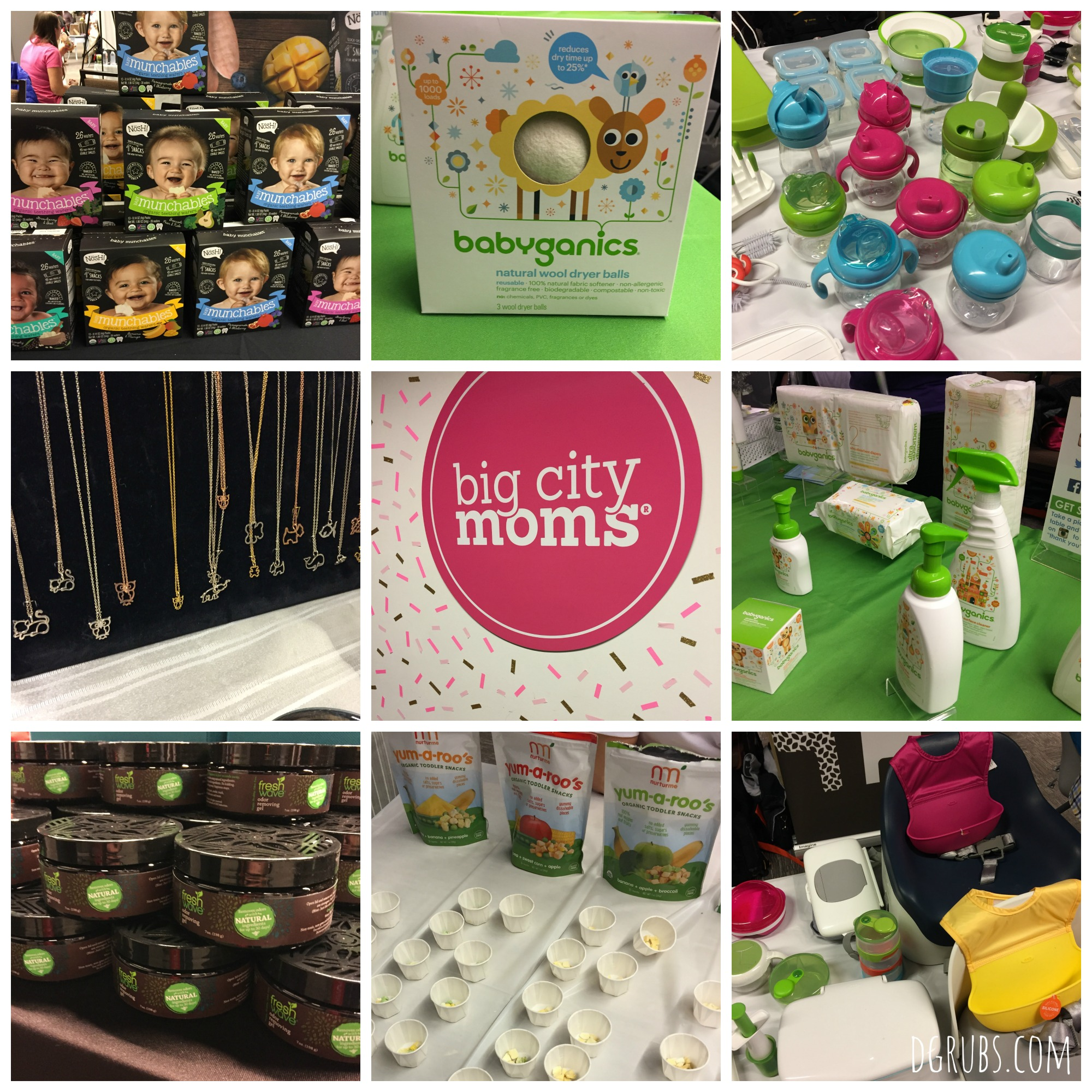 In Addition To Baby Products, Other Companies Were Out Sampling Such As  Kind Snacks, Sweetgreen, Hint Water, Essentia Water And Vice Ice Cream  (holy Smokes, ...