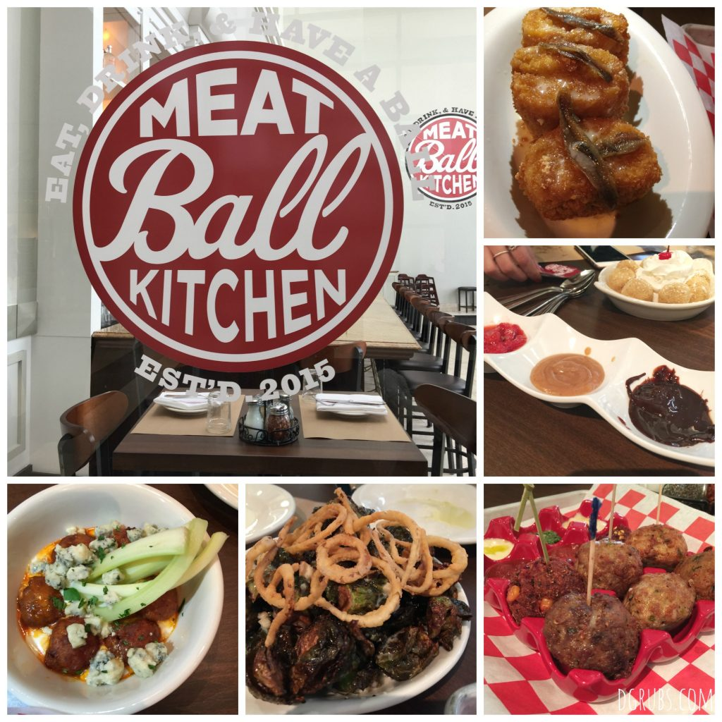 Meatball Kitchen  A Little Bit About a Lot of Things A