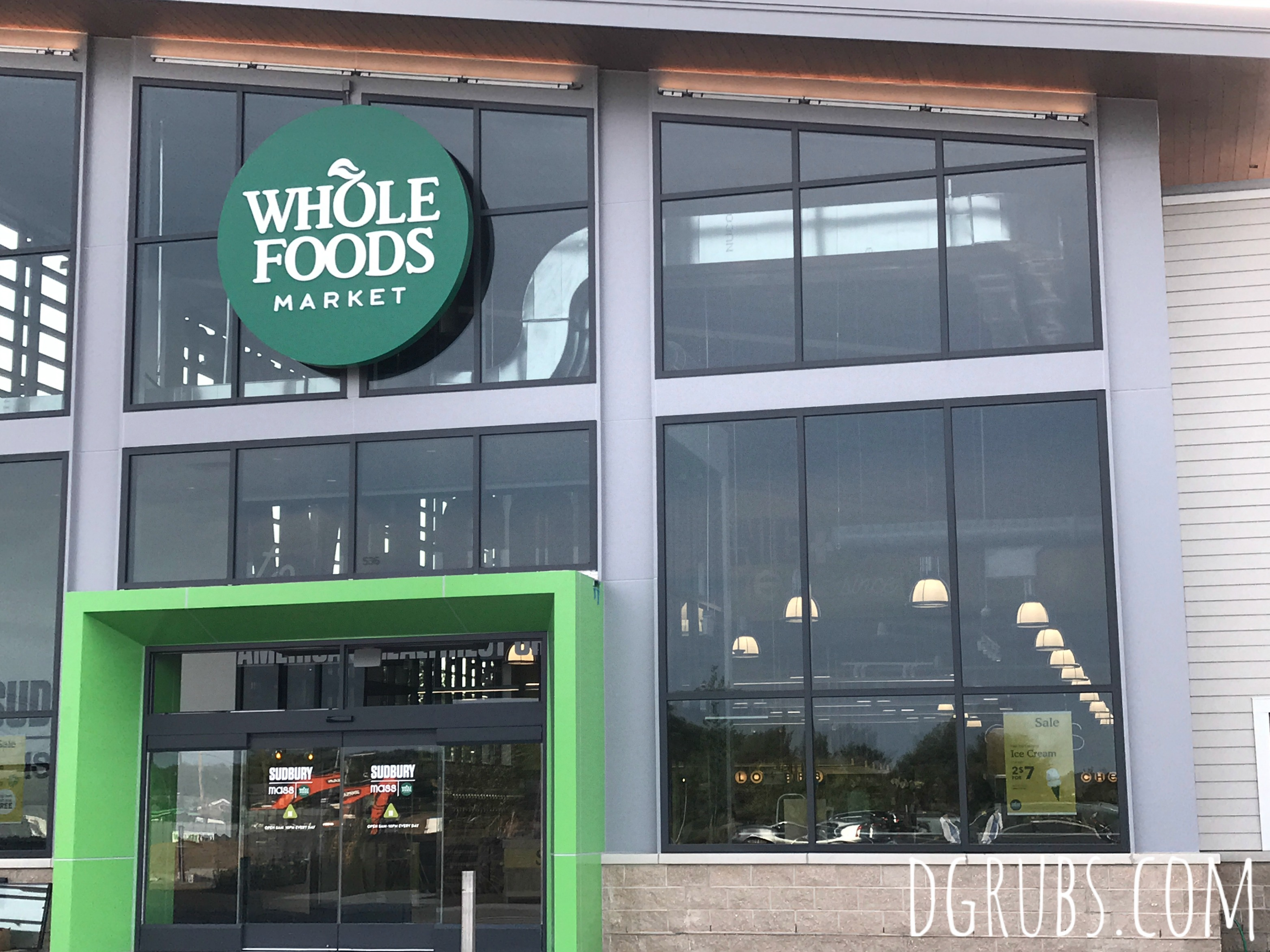 Tuesday Water Cooler Whole Foods Sudbury A Little Bit About A