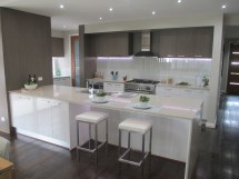 Modern Contemporary Kitchens Dgs - Windsor Nsw