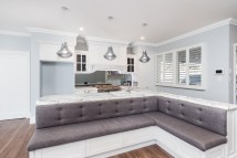 Banquette' Dgs Kitchens - Windsor Nsw