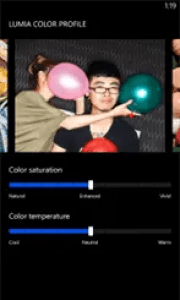 NokiaColorSaturationSettings