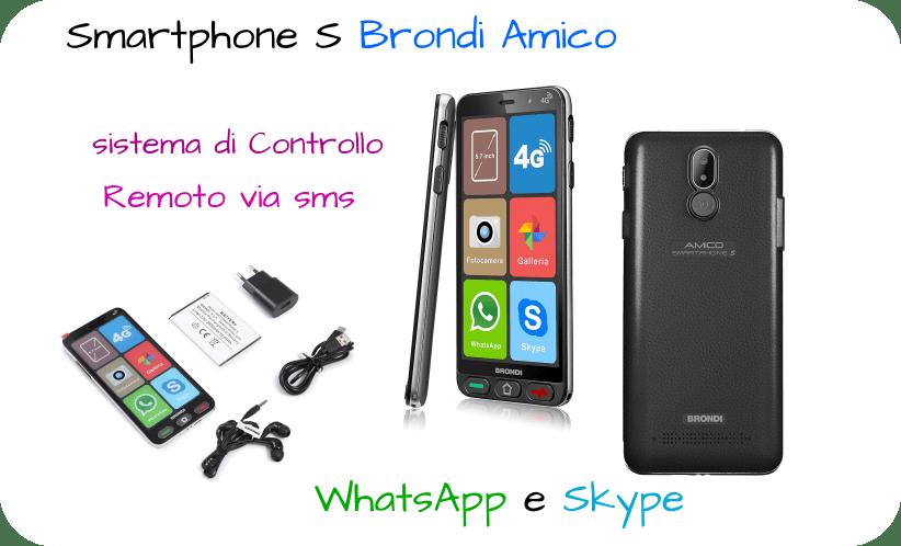 Smartphone S Amico Brondi