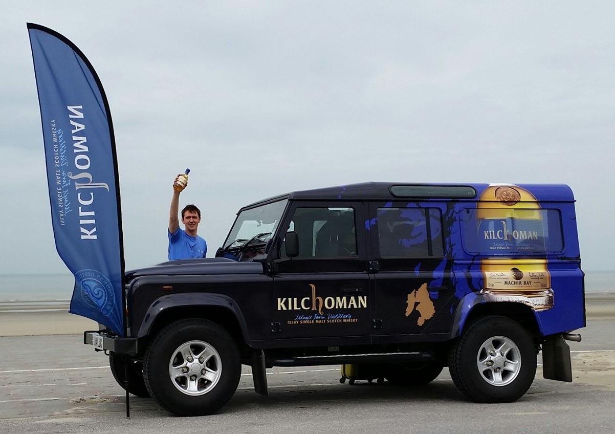 Kilchoman European Tour 2015 komt naar DH17!