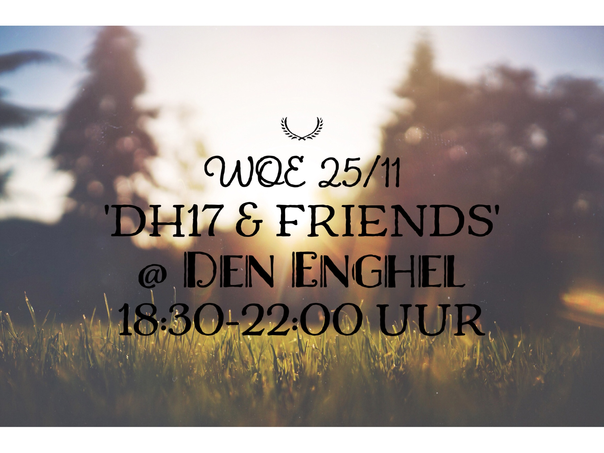 DH17 & Friends; een update!
