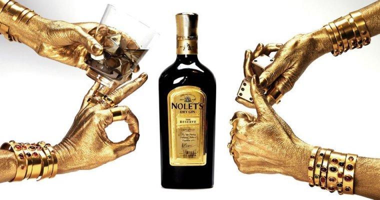 NOLET'S Reserve Gin, bijzonder & exclusief