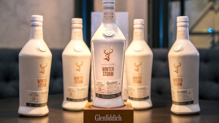 GLENFIDDICH WINTER STORM BATCH #2