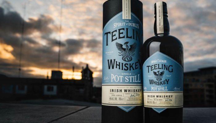 Teeling Single Potstill Whiskey