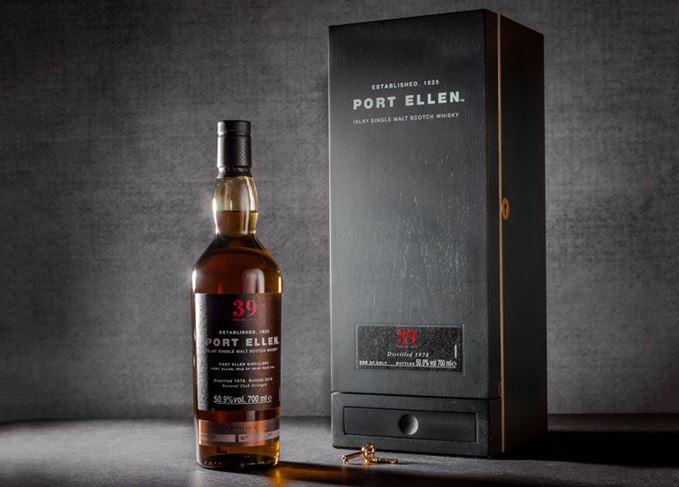Port Ellen 39yo. 'Untold Stories'