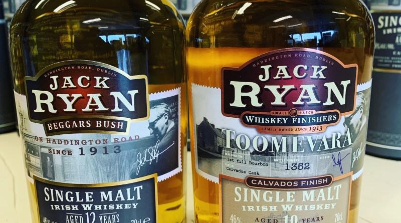 Jack Ryan Irish Whiskey!