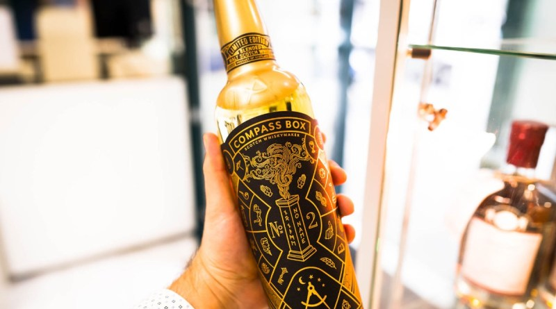 Compass Box No Name #2
