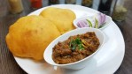 Bhatura Recipe Authentic Indian Dhaba Style Puffed Bread