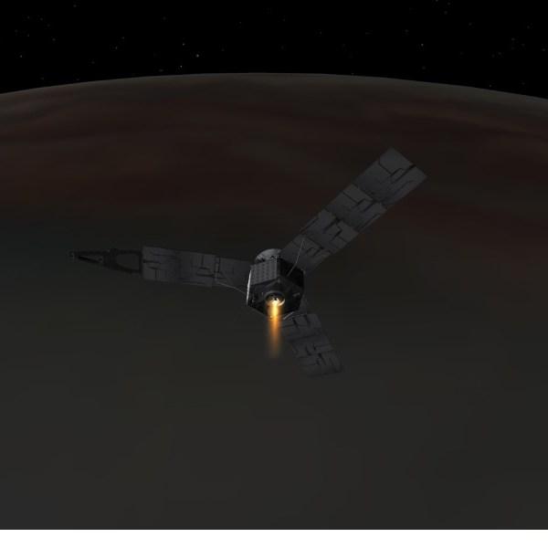 नासा ने रचा इतिहास, बृहस्पति पहुंचा जूनो अंतरिक्षयान