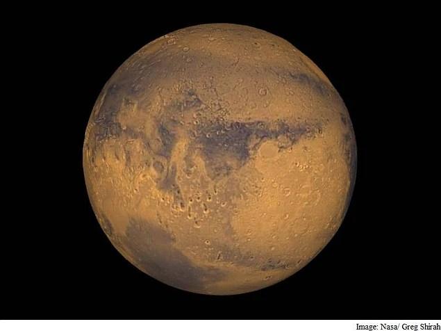 Read more about the article मंगल ग्रह पर पानी मौजूद, नासा ने किया खुलासा