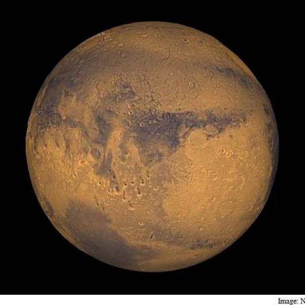 मंगल ग्रह पर पानी मौजूद, नासा ने किया खुलासा