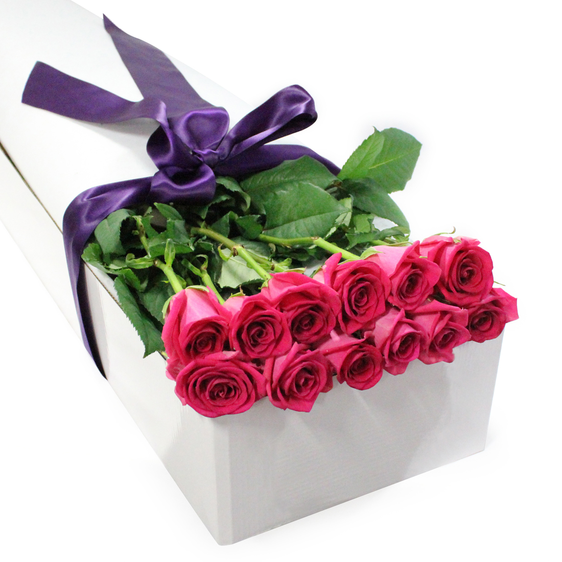 Send 12 Red Roses In Box To Dhaka Buy Online Flower Shop