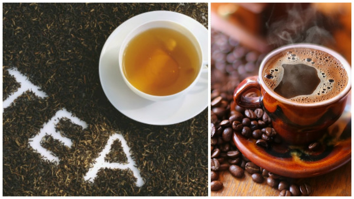 Are you a Coffee Drinker or a Tea Drinker?