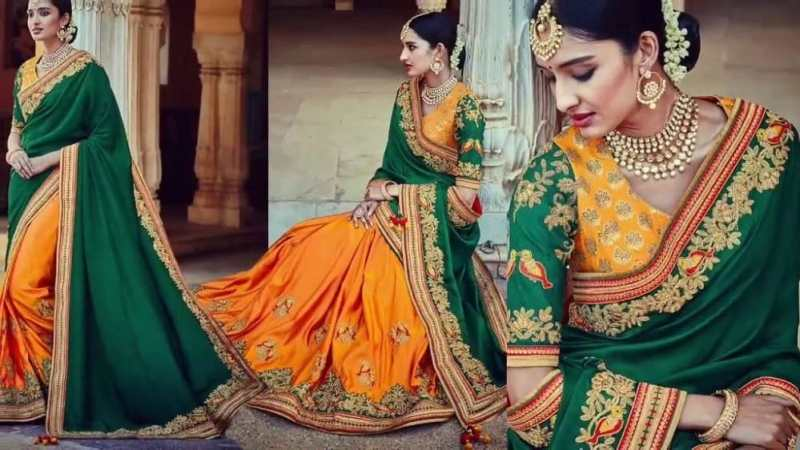 The Kinds of Sarees That will make Want for More