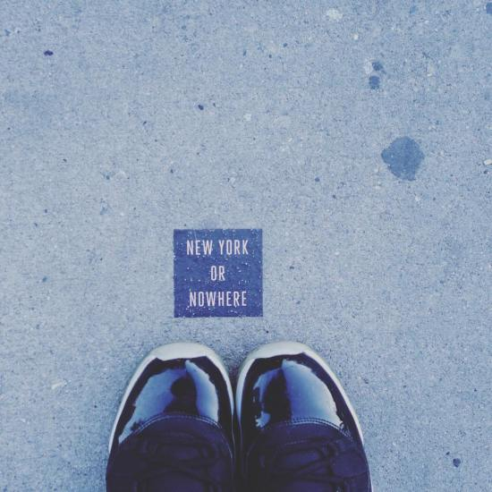 New York or Nowhere - DhariLo