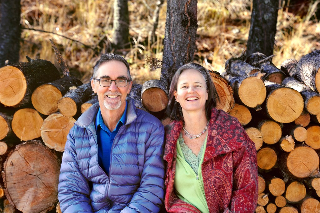 Doug Duncan and Catherine Pawasarat Meditation Teachers