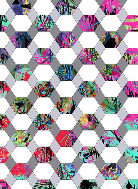 Patternbank Design Zig Zag - Angelina