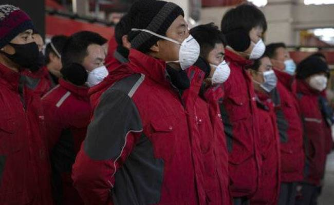 China Turns To Internet For Food Supplies Amid Virus Fears