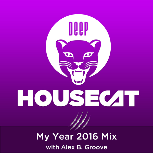 My Year 2016 Mix - with Alex B. Groove
