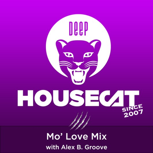 Mo' Love Mix - with Alex B. Groove
