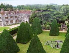 athelhampton gardens in dorset